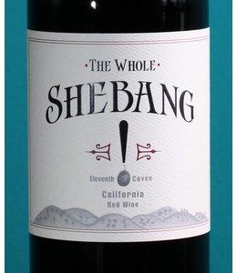 Shebang, The Whole Thirteenth Cuvée California Red NV