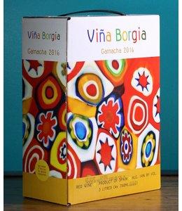 Bodegas Borsao, Viña Borgia Garnacha  2018 (3L box)
