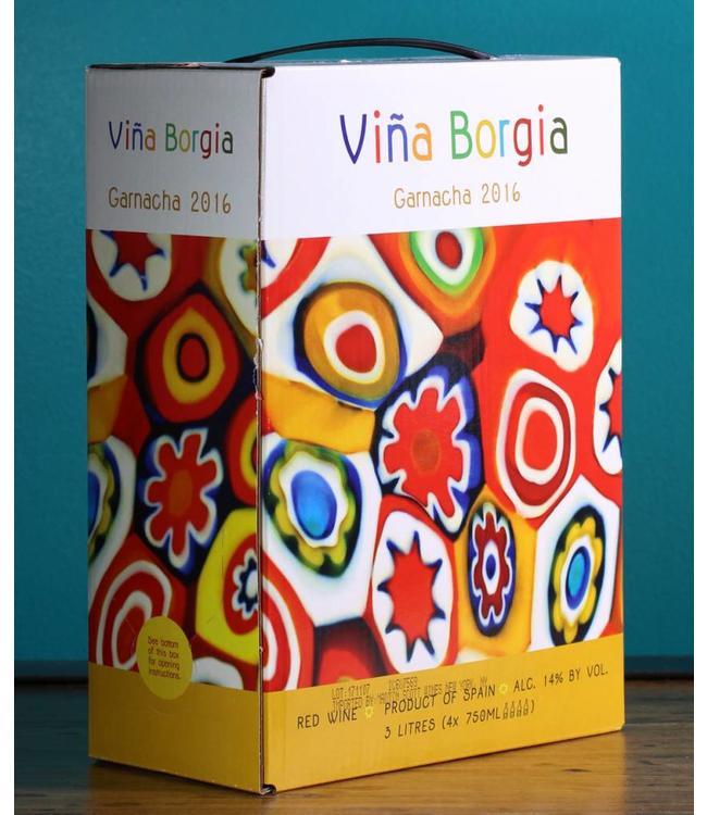 Bodegas Borsao, Campo de Borja Viña Borgia 2018 (3L box)