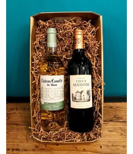 Bordeaux Duo Gift Pack