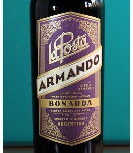 La Posta, Mendoza Bonarda Armando Vineyard 2018