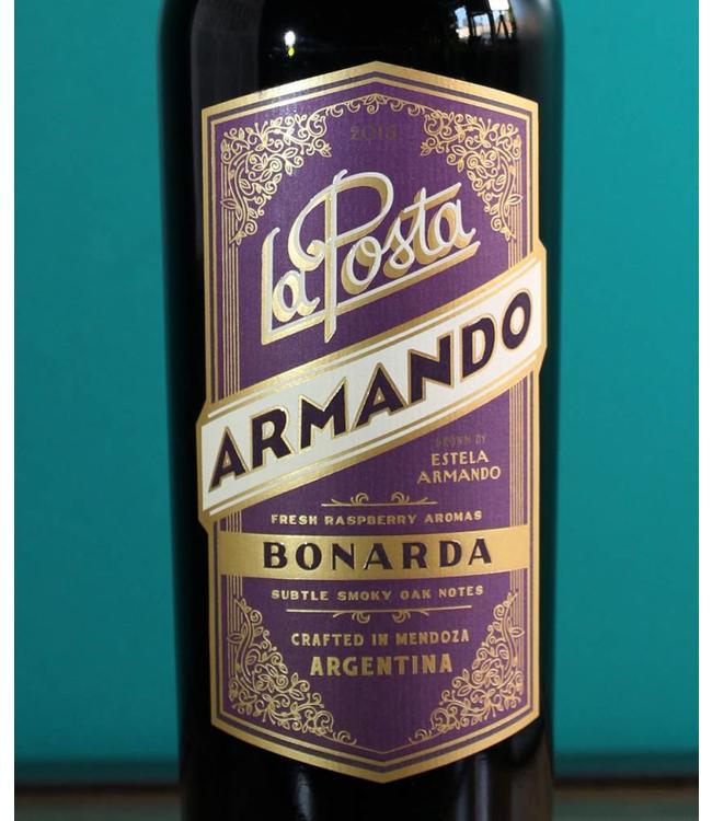 La Posta, Mendoza Bonarda Armando Vineyard 2017