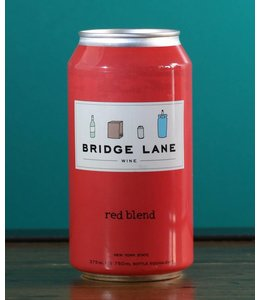 Bridge Lane, Red Blend NV 375 can