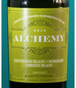 Hartenberg Estate, Stellenbosch Alchemy White Blend 2017