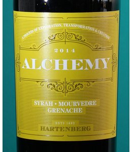 Hartenberg Estate, Stellenbosch Alchemy Red Blend 2014