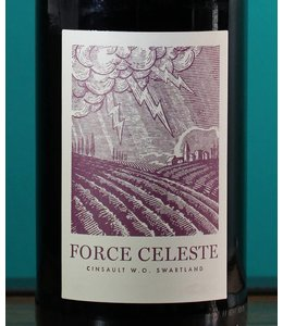 Mother Rock, Force Celeste Cinsault Swartland 2018