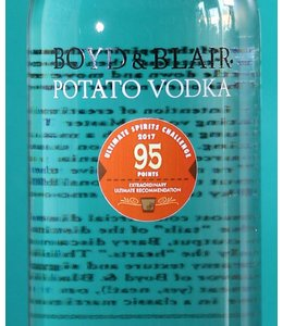 Boyd & Blair, Potato Vodka NV