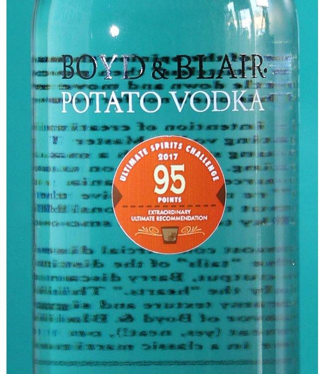 Boyd & Blair, Potato Vodka NV