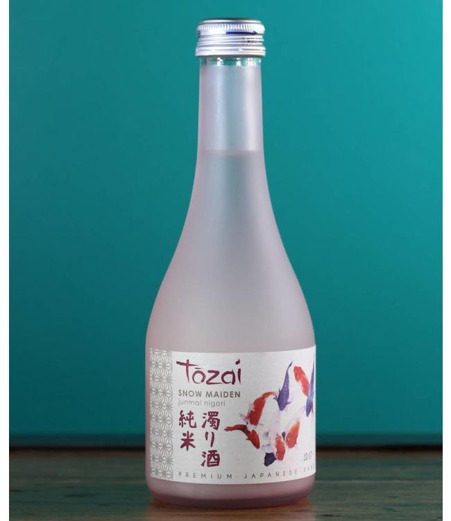 Tozai, Snow Maiden Junmai Nigori Sake NV 300 ml