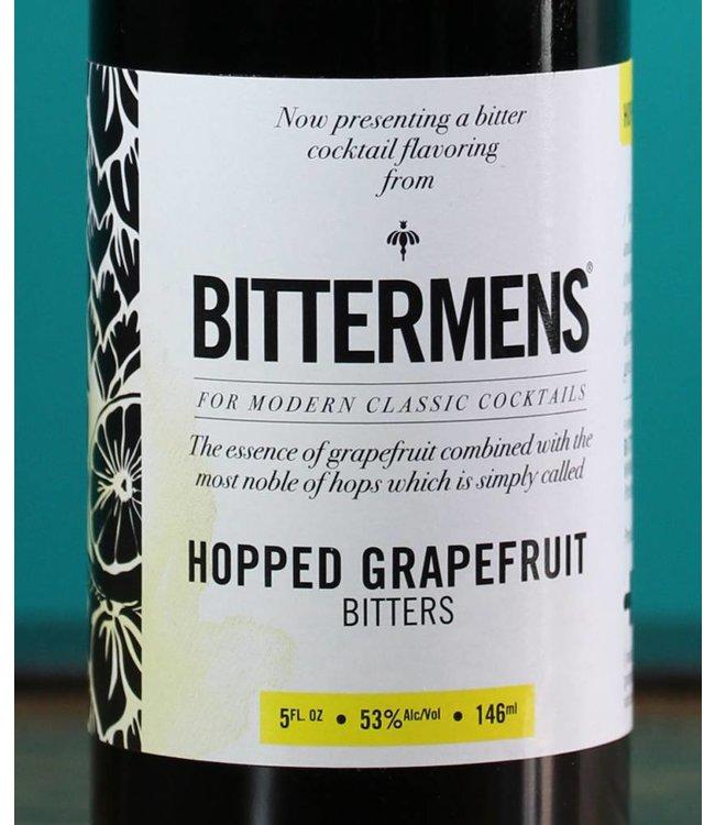 Bittermens, Hopped Grapefruit Bitters