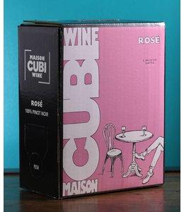 Les Vignerons d'Alignan du Vent, Neffies (Cubi), Rosé 2017 (3L box)