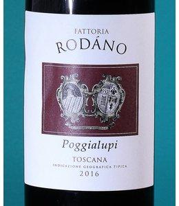 Fattoria Rodáno, Toscana Poggialupi 2016