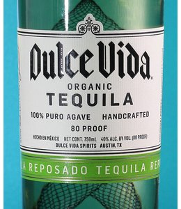 Dulce Vida, Reposado Tequila 80 Proof