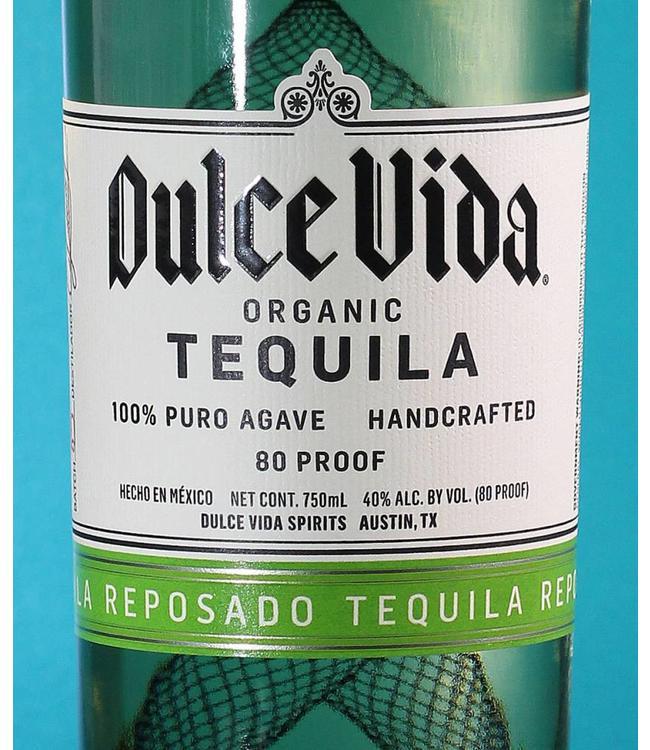 Dulce Vida, Reposado Tequila 80 Proof