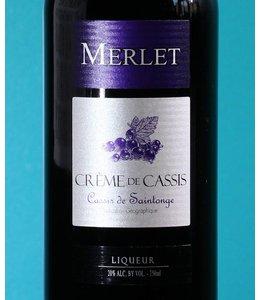 Merlet, Crème de Cassis
