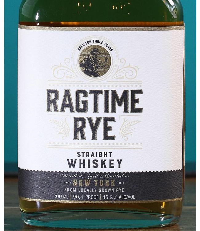 NY Distilling Company Ragtime Rye (200 ml)