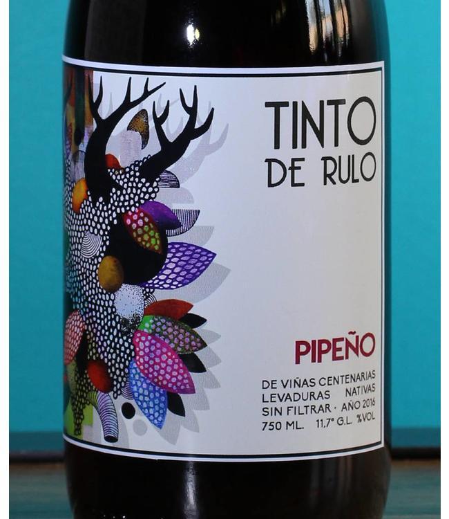 Tinto de Rulo, Valle del Bío-Bío Pipeño 2019
