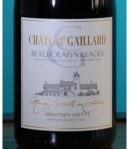 Château Gaillard, Beaujolais-Villages 2016