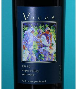 Voces, Napa Valley Red Blend 2010
