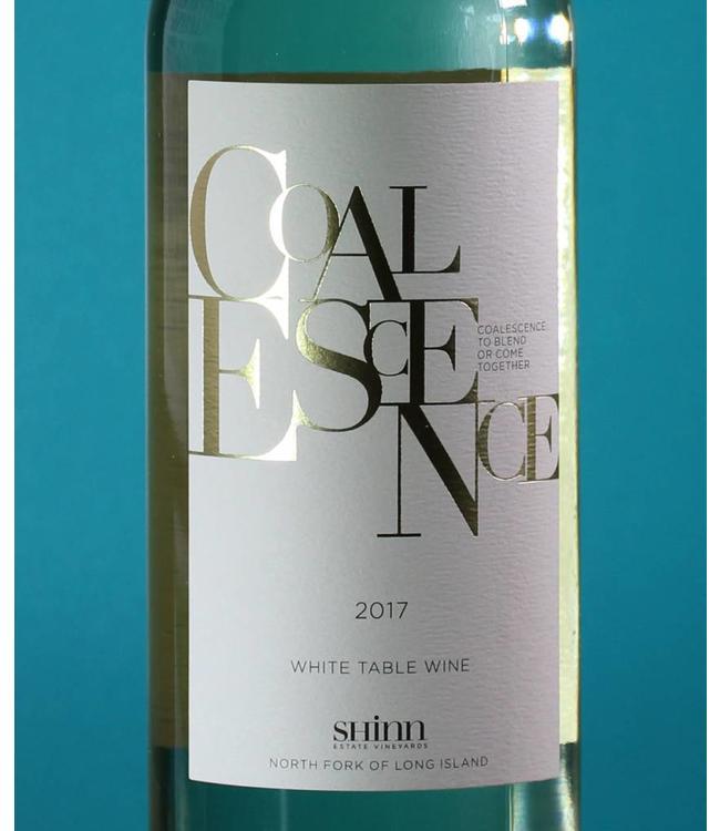 Shinn Estate Vineyards, North Fork of Long Island Coalescence 2017