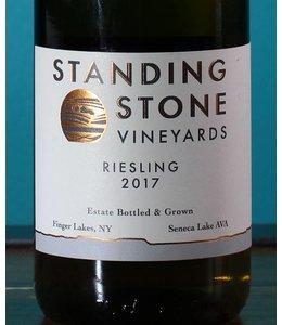 Standing Stone Vineyards, Riesling 2017