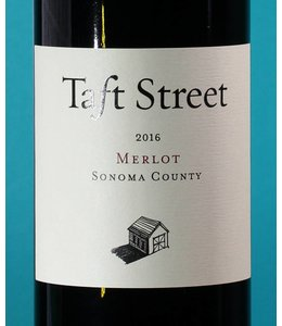 Taft Street Winery, Alexander Valley Merlot 2017
