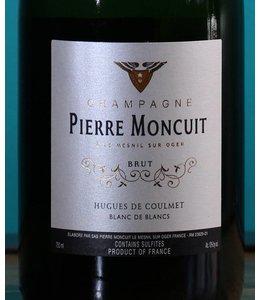 Champagne Pierre Moncuit, Champagne Brut Hugues De Coulmet Blanc de Blancs NV
