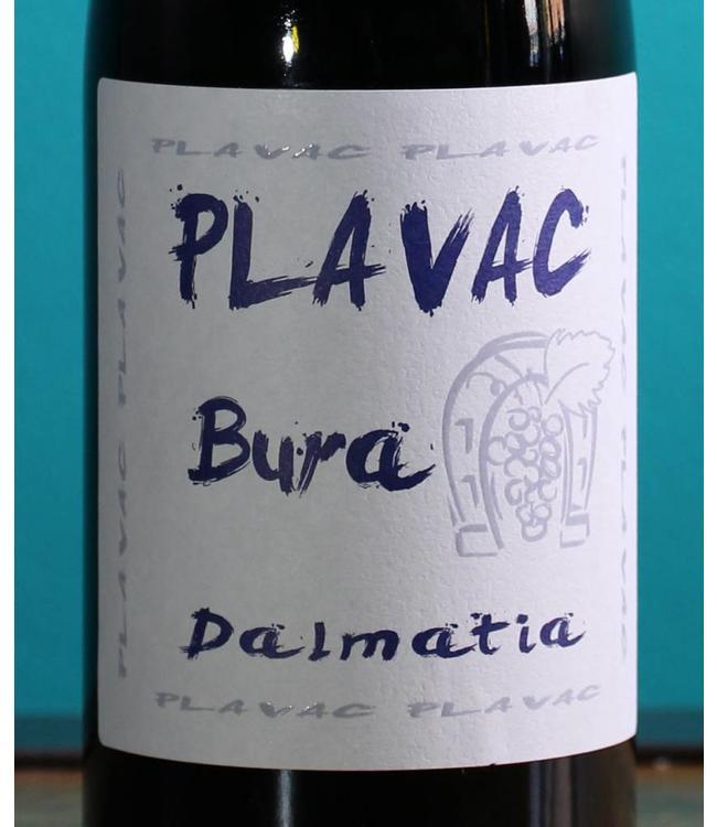Bura, Plavac Fresh 2020