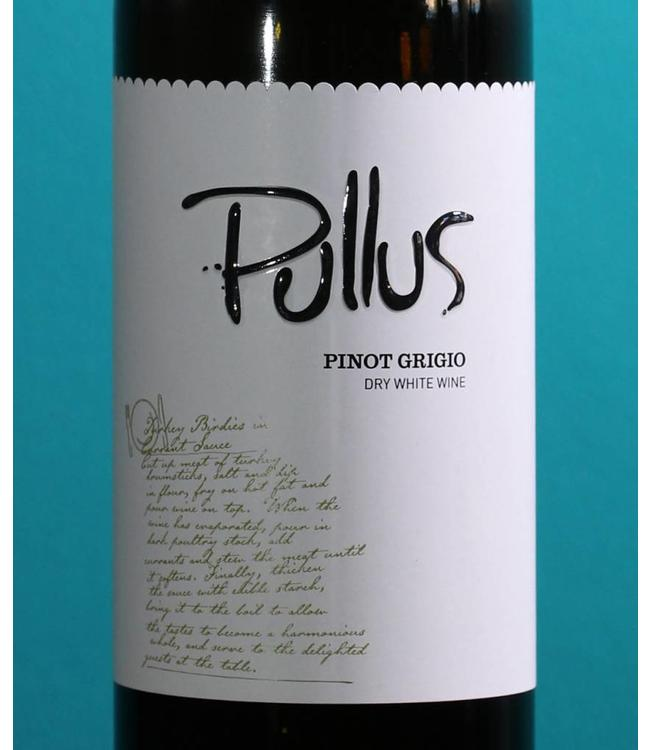 Ptujska Klet, Pullus Pinot Grigio 2020