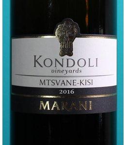 Marani Kondoli Mtsvane-Kisi Dry White Georgian Wine