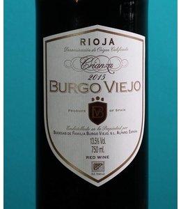 Burgo Viejo, Rioja Crianza 2014