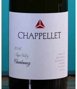 Chappellet, Estate Chardonnay 2016