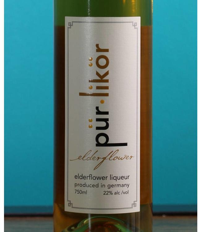 Pür Spirits, pür•likör Blossom Elderflower Liqueur