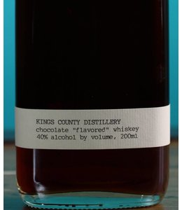Kings County Distillery, Chocolate Whiskey 200 ml