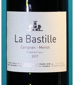 Les Vignobles Foncalieu, La Bastille Carignan Merlot 2017