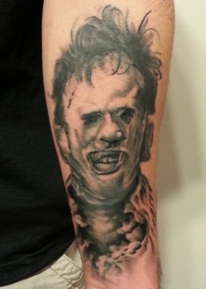 Ed tattoo