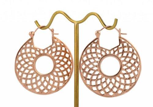 Tawapa Mini Mandala in Rose Gold