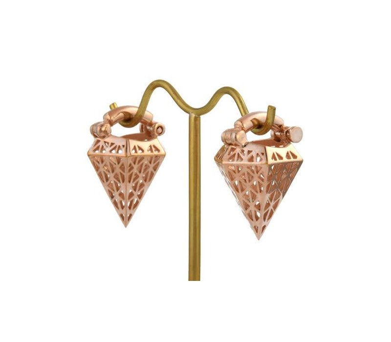 Jewel Box in Rose Gold