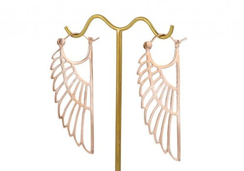 Tawapa Isis Earring in Rose Gold