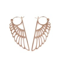 Isis Earring in Rose Gold