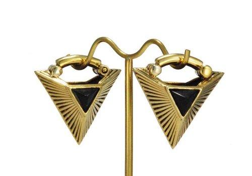 Tawapa Vortex Weight in Brass