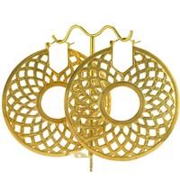 Mandala in Yellow Gold