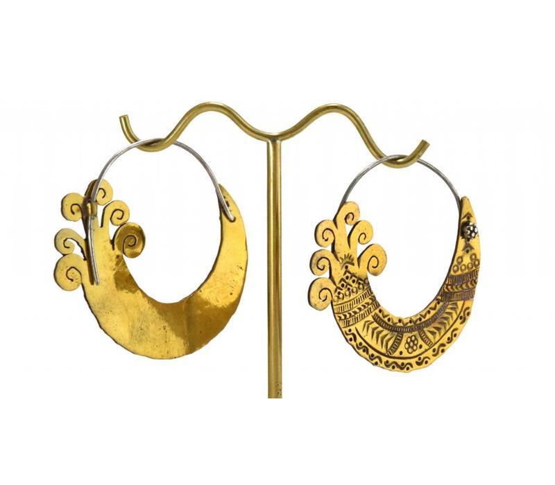 Small Brass Lao