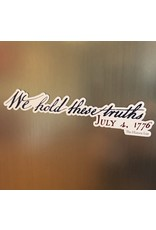 "The History List ""We Hold These Truths"" Magnet"