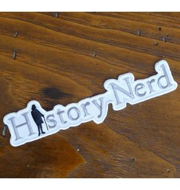 The History List History Nerd Patch