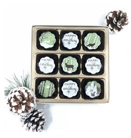 Chouquette 9 pc Winter Wonderland