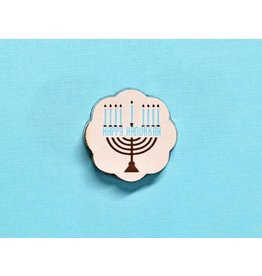 Chouquette 5 pc Hanukkah Assortment