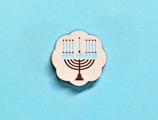 Chouquette 5 pc Hanukkah Assortment