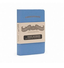 "Write Notepads & Co. ""Chesapeake Bay"" Notebook 3-pack"