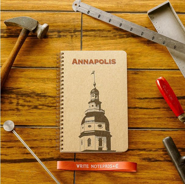 Write Notepads & Co. Annapolis City Journal